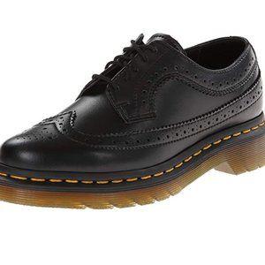 Dr. Martens Men's Brogue Wingtip Shoe